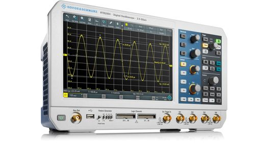 RTB2000 Series Oscilloscope