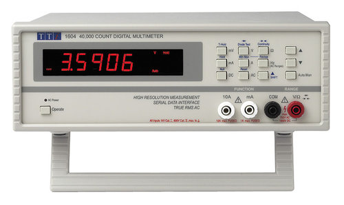 1604 - 4.75 digit Bench Multimeter