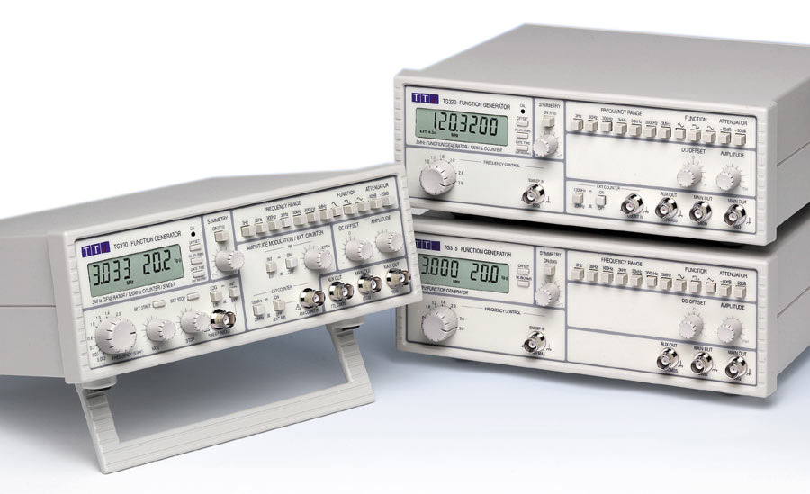 TG315 - 3MHz Analog Function Generator with LCD readout 3MHz Generator