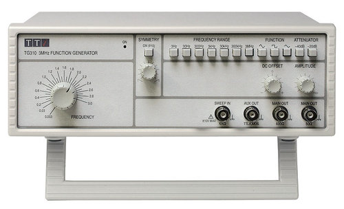 TG310 - 3MHz Dial-Set Analog Function Generator