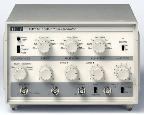 TGP110 - 10MHz Pulse Generator with Delay