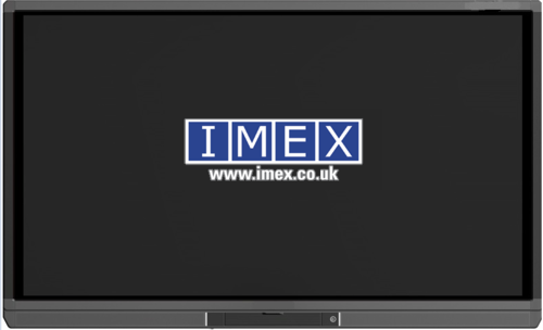 "Imex 75"" LED Multi-touch panel"
