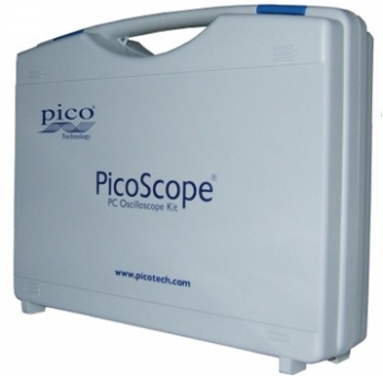 Optional carry case for PicoScope 3000 and 4000 scopes