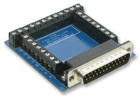 Small terminal board for PicoLog 1000 data loggers