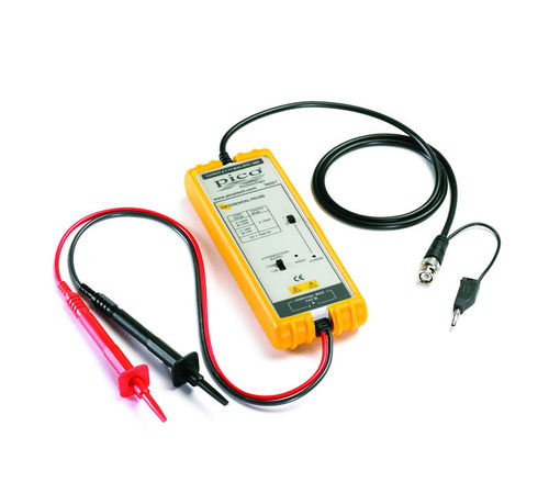 Active differential probe 1400V, 25MHz, x20/200, CAT III