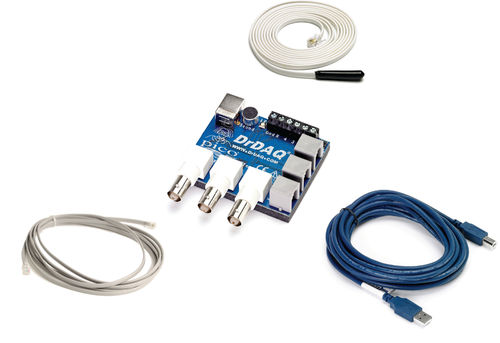 USB DrDAQ pH logging Kit 2011