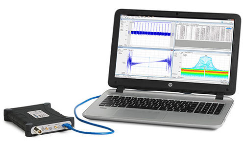 RSA306B USB real time signal analyzer, 9 kHz-6.2 GHz