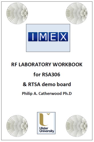 RSA RF Workbook - Standalone Labs or a full 10 week course.