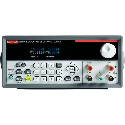KEITHLEY-2220G-30-1 - Programmable Dual Channel DC Power Supply