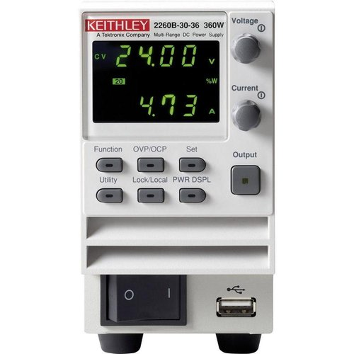 KEITHLEY-2260B-800-1 - Programmable DC Power Supply, 800V, 1.44A, 360W
