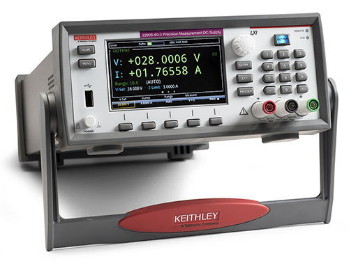KEITHLEY-2281S-20-6 - Precision DC supply and battery simulator, 20V, 6A, 120W