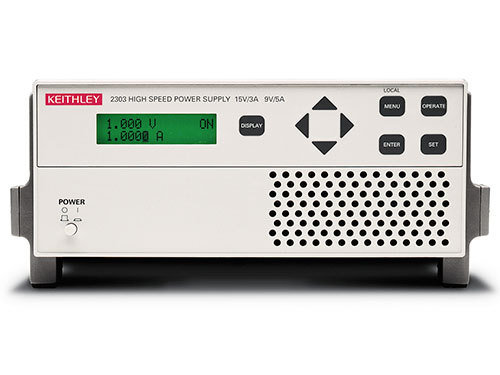 KEITHLEY-2303-NMS - 2303 POWER SUPPLY WITHOUT MANUAL