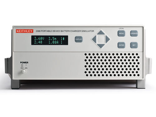 KEITHLEY-2308 - PORTABLE DEVICE BATTERY CHARGER SIMULATOR