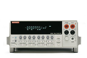 KEITHLEY-2010/E - LOW NOISE 7.5 DIGIT DMM @220V