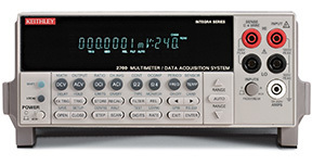 KEITHLEY-2016-P/E - AUDIO ANALYZING DMM FOR EUROPE