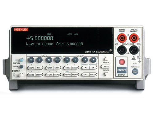 KEITHLEY-2440-C - 5A SOURCEMETER WITH CONTACT CHECK