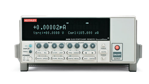 KEITHLEY-6482/E - DUAL-CHANNEL PICOAMMETER FOR EUROPE