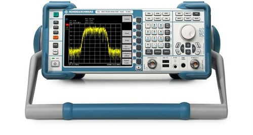 R&S® FSL6 - Spectrum analyzer 9 kHz - 6 GHz -135 - +20 dBm, RBW 300 Hz - 10 MHz incl. tracking gen.
