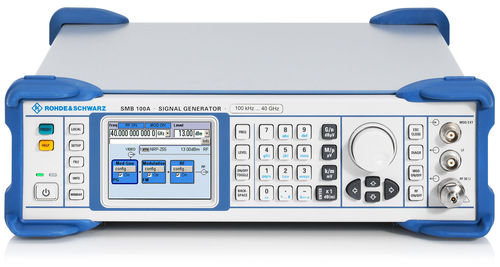 R&S® SMB100A - Signal generator base unit