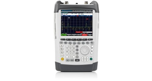 R&S® ZVH8 - Handheld cable and antenna analyzer,100kHz to 8GHz
