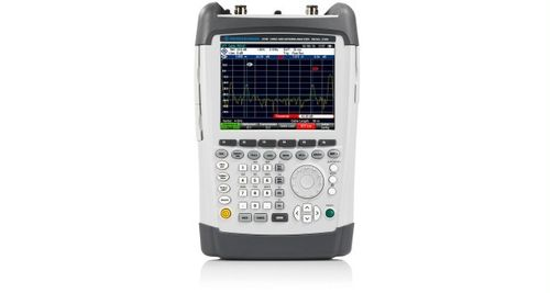 R&S® ZVH4 - Handheld cable and antenna analyzer,100kHz to 3.6GHz