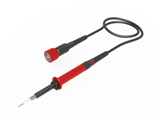 PHV 661-L-RO - Passive probe 1,2 m, 100:1 with Readout delivered in hard case incl. optional accesso