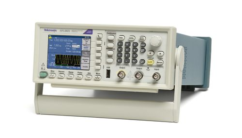 TEK-AFG2021 - Arbitrary /Function Generator: 1Channel, 250MS/s, 20MHz Sine Waveform, 14 bits, 3.5 Co