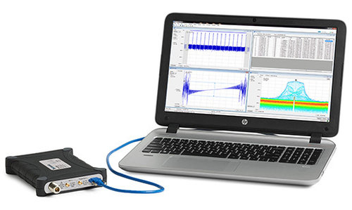 RSA306B USB real time signal analyzer, 9 kHz-6.2 GHz - Ex Demo