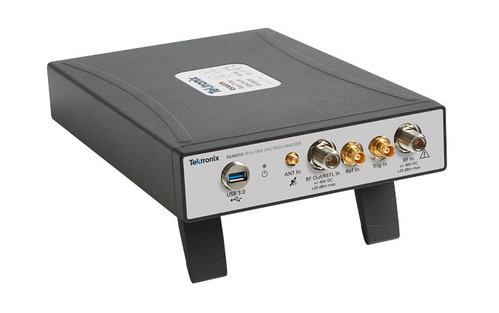 TEK-RSA607A - Real time USB signal analyzer, 9 kHz - 7.5 GHZ