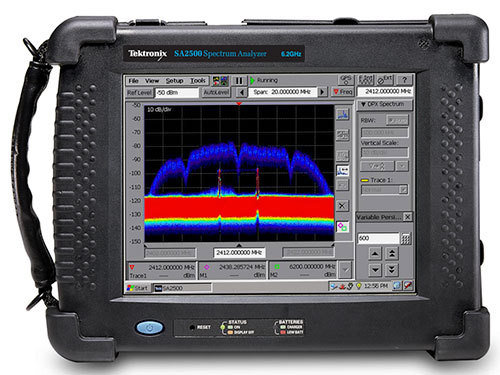 TEK-SA2500 - 6.2 GHz Spectrum Analyzer for Signal Analysis