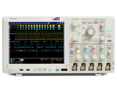 TEK-DPO/MSO5000B Series Oscilloscope; Digital Phosphor, 5GS/s, 25M Record Length