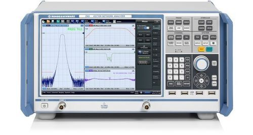 R&S®ZND Vector Network Analyzer
