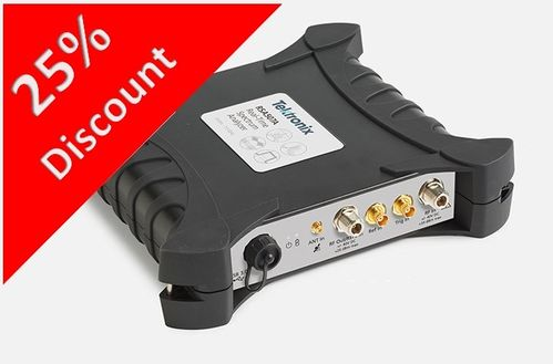 TEK-RSA507A - ExDemo - Portable Real time USB signal analyzer, 9 kHz-7.5 GHz with Tracking Generator